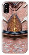 Buda Reformed Church Architectural Details IPhone Case