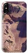 Canyon De Chelly Farmland IPhone Case