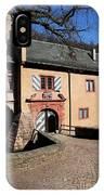 Castle Entrance IPhone Case