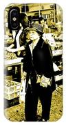 China Town Marketplace IPhone Case