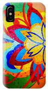 Colorful Tile Abstract IPhone Case