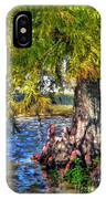 Cypress Tree IPhone Case