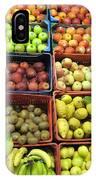 Fruit Assisi Italy Market IPhone Case