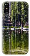 Granite Reflections  IPhone Case