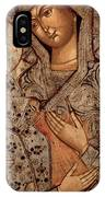 Icon Of The Blessed Virgin With Three Hands IPhone Case
