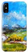If I Were The Sky IPhone Case