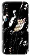 Johnny Cash Multiplied  IPhone Case