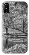 Long Pond On Mount Desert Island In Maine IPhone Case
