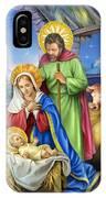 Nativity Of Jesus IPhone Case