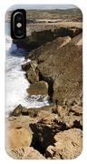 Natural Bridge Oranjestad Aruba IPhone Case