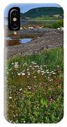Rocky Harbour In Gros Morne Np-nl IPhone Case