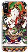 Saraswati 10 IPhone Case