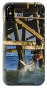 Surfer Dude 5 IPhone Case