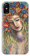 The Loving Angel IPhone Case