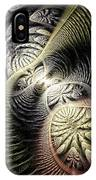 Trilobite Trail IPhone Case