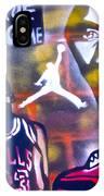 Truly Michael Jordan  IPhone Case