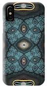 0010 IPhone Case