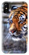 0010 Siberian Tiger IPhone Case
