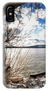 0011 Grand Island Bridge Series IPhone Case
