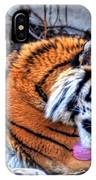 0014 Siberian Tiger IPhone Case