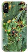 002 For The Cactus Lover In You Buffalo Botanical Gardens Series IPhone Case