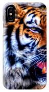 002 Siberian Tiger IPhone Case