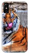 006 Siberian Tiger IPhone Case
