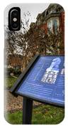 007 Mansion On Delaware Ave IPhone Case
