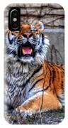 007 Siberian Tiger IPhone Case