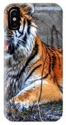 008 Siberian Tiger IPhone Case