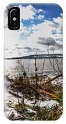 009 Grand Island Bridge Series IPhone Case
