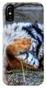 009 Siberian Tiger Wubb Me Bellwee Poweesh IPhone Case