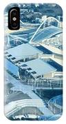 0097927 - Athens - Olympic Stadium IPhone Case