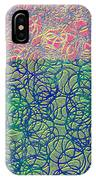 0122 Abstract Thought IPhone Case