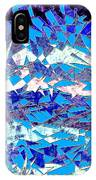 0137 Abstract Thought IPhone Case