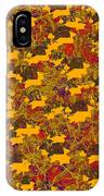 0167 Abstract Thought IPhone Case