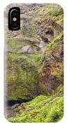 0237 Multnomah Falls Oregon IPhone Case