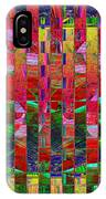 0337 Abstract Thought IPhone Case