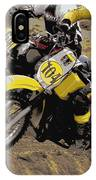 034 Poster IPhone Case