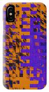 0347 Abstract Thought IPhone Case