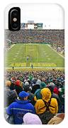 0350 Lambeau Field IPhone Case
