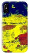 0375 Abstract Thought IPhone Case