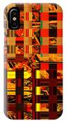 0409 Abstract Thought IPhone Case