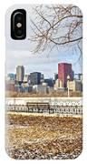 0452 Chicago Skyline IPhone Case