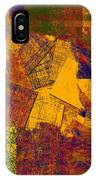 0470 Abstract Thought IPhone Case