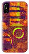0482 Abstract Thought IPhone Case