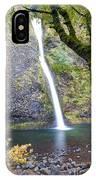 0508 Horsetail Falls IPhone Case