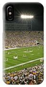 0609 Lambeau Field IPhone Case