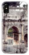 0793 Arch Of Constantine IPhone Case