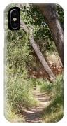 08.03.14 Palo Duro Canyon Rojo Grande Trail 8e IPhone Case